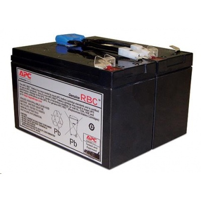 APC Replacement Battery Cartridge #142, SMC1000I, SMC1000IC