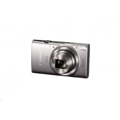 Canon IXUS 285 HS, 20MPix, 12x zoom, Wi-Fi, NFC - stříbrný