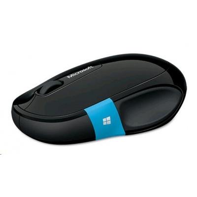 Microsoft myš L2 Sculpt Comfort Mouse Bluetooth Black