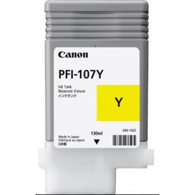 Canon Zásobník inkoustu PFI-107 Y