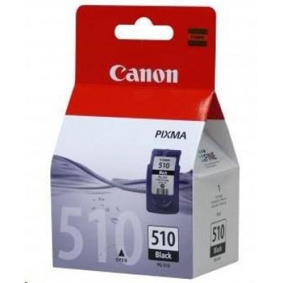 Canon BJ CARTRIDGE black PG-510BK (PG510BK) BLISTER SEC