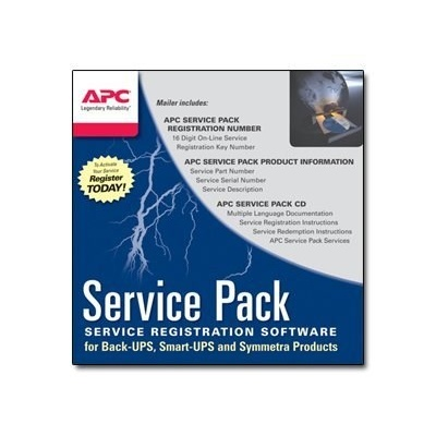 APC 1 Year Service Pack Extended Warranty (for New product purchases), SP-04