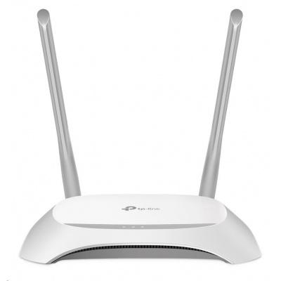 TP-Link TL-WR840N [Bezdrátový N router 300Mbit/s]
