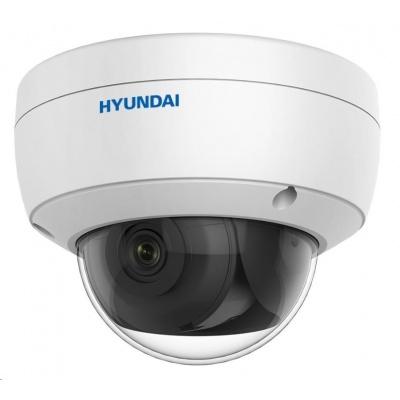 HYUNDAI IP kamera 2Mpix, H.265+, 25 sn/s, obj. 2,8mm (110°), PoE, IR 30m, IR-cut, WDR 120dB, microSD, analytika, IP67