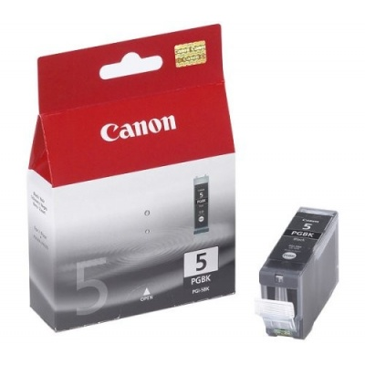 Canon BJ CARTRIDGE black PGI-5BK (PGI5BK) - BLISTER SEC