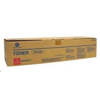 Minolta Toner TN-213M, purpurový do bizhub C203, C253 (19k)