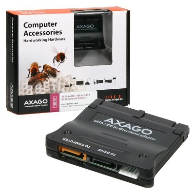 AXAGON - RSI-X1 SATA - IDE Bi-Directional adapter interní