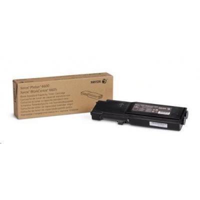 Xerox toner Black pro Phaser 6600/6605, 3000 str.