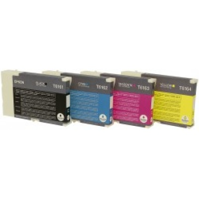 EPSON ink čer Business Inkjet B500 High capacity - black