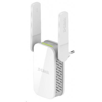 D-Link DAP-1610 Wi-Fi Range Extender, Wireless AC1200, 1x 10/100 port