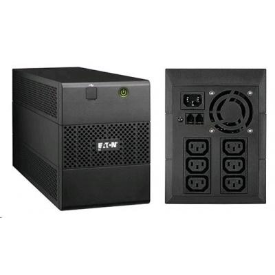 Eaton 5E 2000i USB, UPS 2000VA / 1200 W, 6 zásuvek IEC