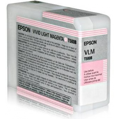EPSON ink bar Stylus Pro 3880 - vivid light magenta (80ml)