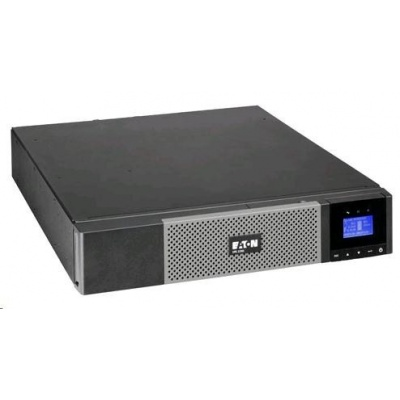 Eaton 5PX 3000i RT2U Netpack, UPS 3000VA, 8 zásuvek IEC, LCD