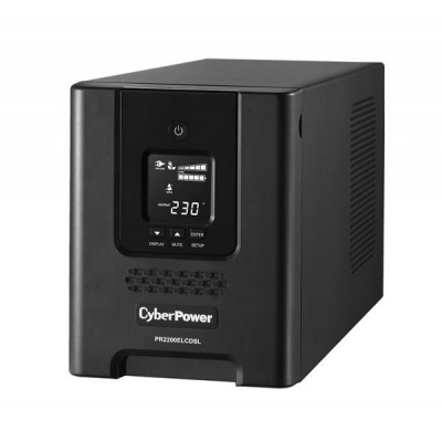 CyberPower Professional Tower LCD UPS 2200VA/1980W
