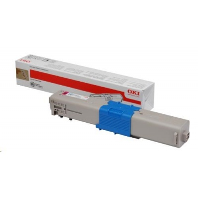 OKI Magenta toner do C301/C321/MC332/MC342/MC342w (1 500 stránek)