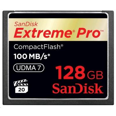 SanDisk Compact Flash 64GB Extreme Pro (160MB/s) VPG 65, UDMA 7