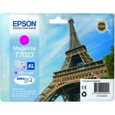 EPSON Ink bar WorkForce-4000/4500 - Magenta XL - 2000str. (21,3 ml)