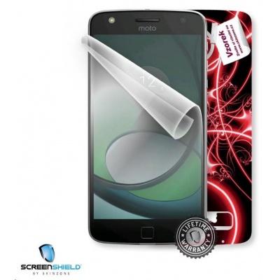 Screenshield fólie na displej + voucher (vč. popl. za dopr. k zákaz.) pro MOTOROLA Moto Z Play XT1635-02