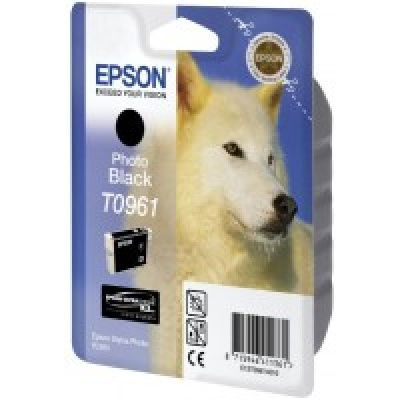 "EPSON ink čer Stylus Photo ""Husky"" R2880 - Photo ""Husky"""