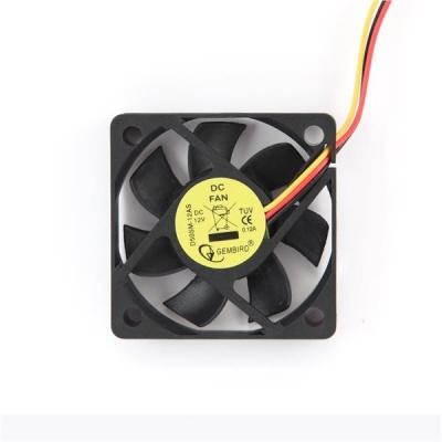 GEMBIRD ventilátor do skříně  50x50x10, DC ložisko, sleeve bearing