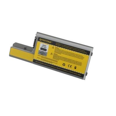 Baterie Patona pro DELL LATITUDE D820 6600mAh Li-Ion 11,1V