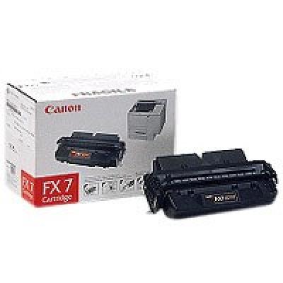 Canon LASER TONER black FX-7 (FX7) 4 500 stran*