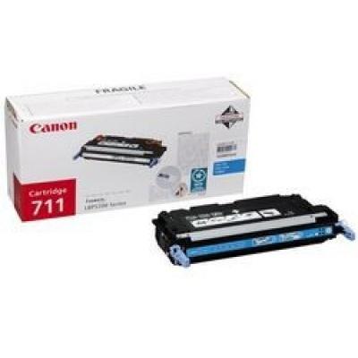 Canon LASER TONER cyan CRG-717C (CRG717C) 4 000 stran*