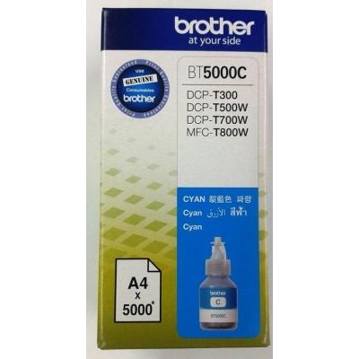 BROTHER INK BT-5000C cyan T300, T310, T500W, T510W, T700W, T710W, T910 cca 5000