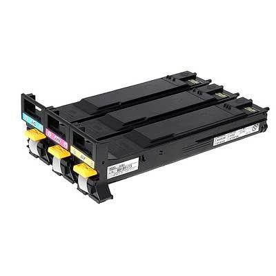 Minolta Sada Tonerů - vysokokapacitní (c,m,y-8K) do MC4650/4690MF