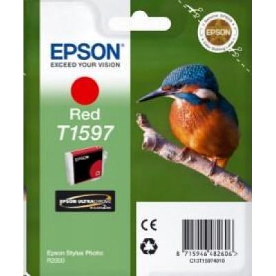 "EPSON ink bar Stylus photo ""Ledňáček"" R2000 - Red"