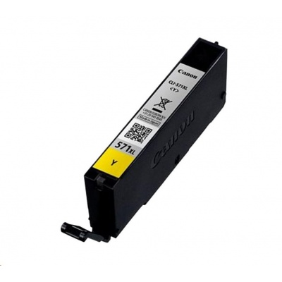 CANON BJ CARTRIDGE CLI-571XL Y BLISTER SEC