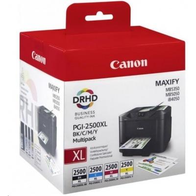 Canon BJ CARTRIDGE  PGI-2500XL BK/C/M/Y MULTI