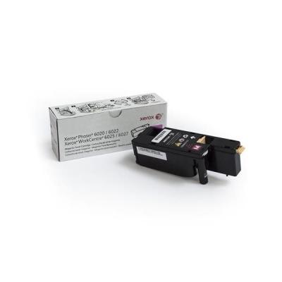 Xerox toner Magenta pro Phaser 6020, 6022, WorkCentre 6025, 6027 (1000 str, magenta)