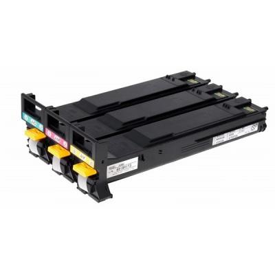 Minolta Sada Tonerů - standardní kapacita (c,m,y-4K) do MC4650/4690MF