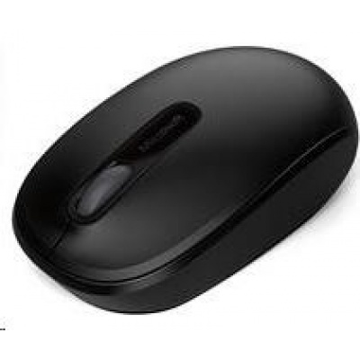 Microsoft myš Wireless Mobile Mouse 1850 Win 7/8 BLACK