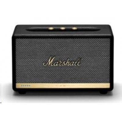 Marshall ACTON II VOICE černá, bluetooth reproduktor