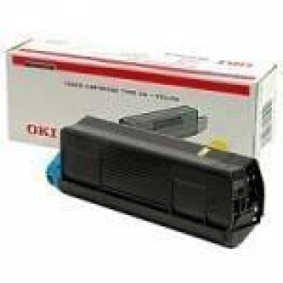 Oki Toner Žlutý do C5100/C5300/C5200/C5400 (5 000 stránek)