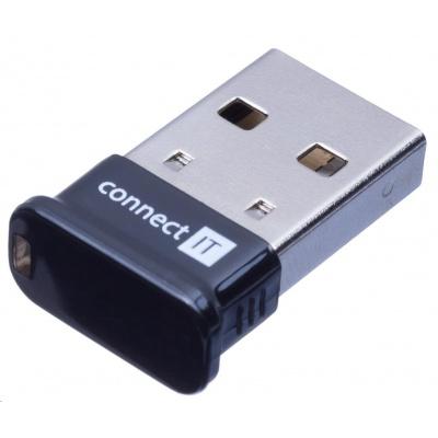 CONNECT IT Bezdrátový Bluetooth USB adaptér BT403
