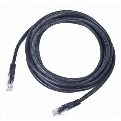 GEMBIRD Kabel UTP Cat5e Patch 0,5m, černý
