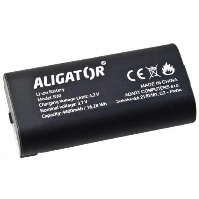 Aligator baterie Li-Ion 4400 mAh pro Aligator R30 eXtremo