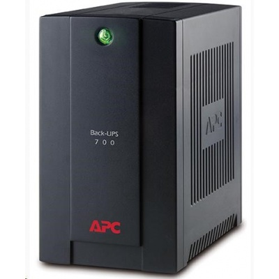 APC Back-UPS 700VA, 230V, AVR, IEC Sockets (390W)