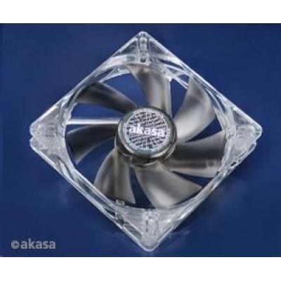 AKASA ventilátor Smokey, 120 x 25mm, kluzné ložisko