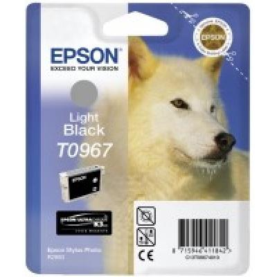 """EPSON ink čer Stylus Photo """"Husky"""" R2880 - light Black"""
