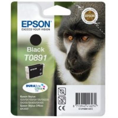 "EPSON ink čer Stylus ""Husky"" S20/SX100/SX200/SX400 (T0891) - black"