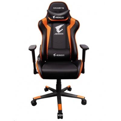 GIGABYTE AORUS Gaming Chair/herní křeslo, V2