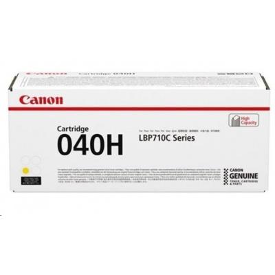 Canon LASER TONER  CRG-040HY