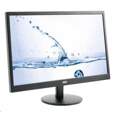 "AOC MT MVA LCD - WLED 23,6"" M2470SWH, MVA panel, 250cd/m, 50M:1, 1920x1080, D-Sub, 2xHDMI, repro"
