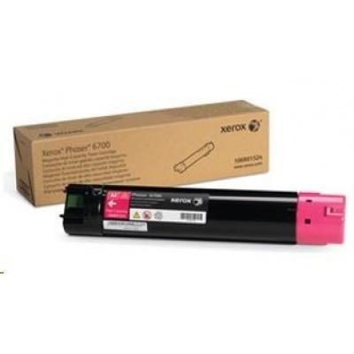 Xerox Toner Magenta pro Phaser 7500 (17800 str)