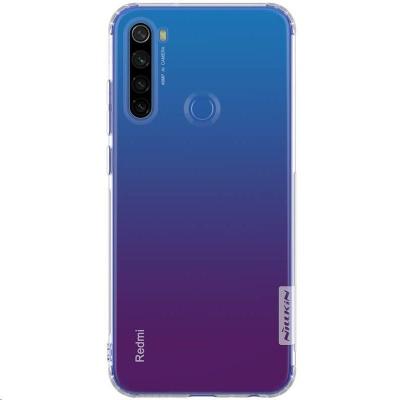 Nillkin Nature TPU Case pro Xiaomi Redmi Note 8T Transparent