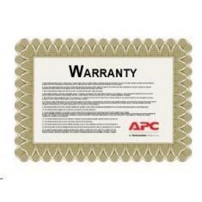 APC (1) Extended Warranty,NtwAIR Air Rml Unt, Ax-11
